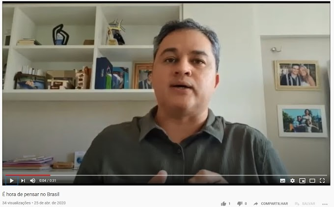Efraim Filho destaca crescimento do Democratas nas eleições de 2020
