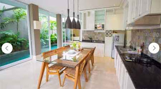 Private Villa Seminyak Rental Bali