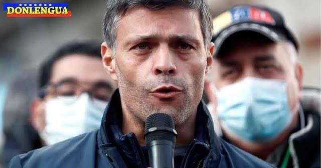 Leopoldo López dice que no ha sido multado por viajar a Galicia en Pandemia