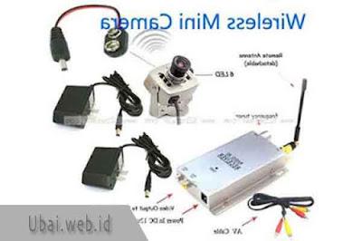 Mini CCTV Wireless Camera Pinhole