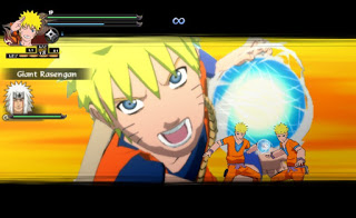 Download Mod Texture Naruto [Dragon Ball Costume] NSUNI