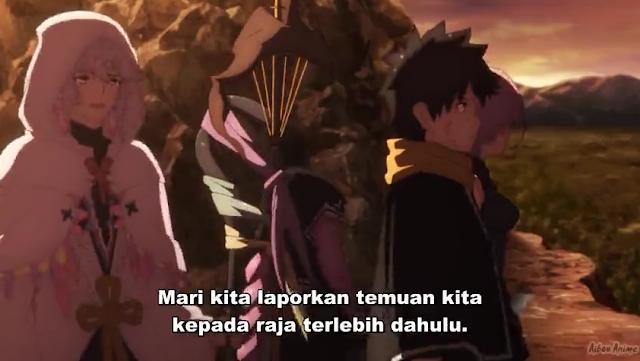 Fate/Grand Order : Zentai Majuu Sensen Babylonia Episode 04 Subtitle Indonesia