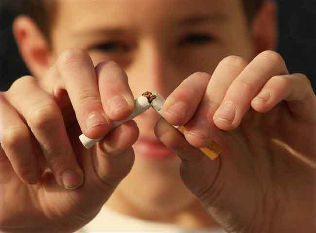 الاقلاع عن التدخين بطريقة رهيبة