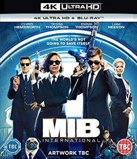 Men in Black: International (2019) 720p BluRay x264 ESubs ORG [Dual Audio] [Hindi (Original) or English] [1GB]