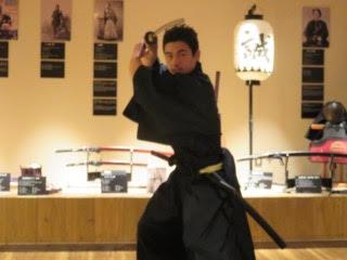 Samurai Museum, Tokyo.