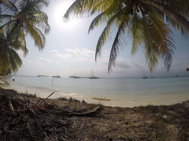 Blog Apaixonados por Viagens - Panamá - San Blás a bordo de Veleiro