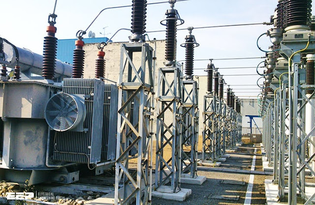 High Voltage Power Transformer Protection