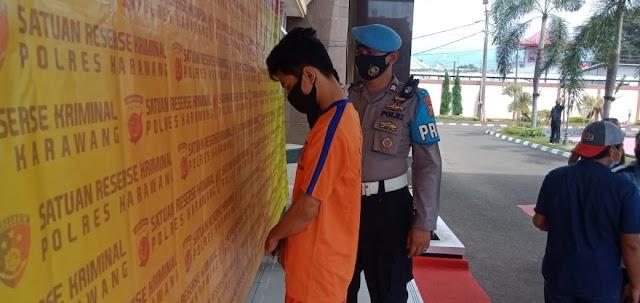 Karyawan Minimarket Gasak Uang Di Brankas Rp. 160 Juta