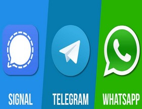 alternativa whatsapp telegram signal