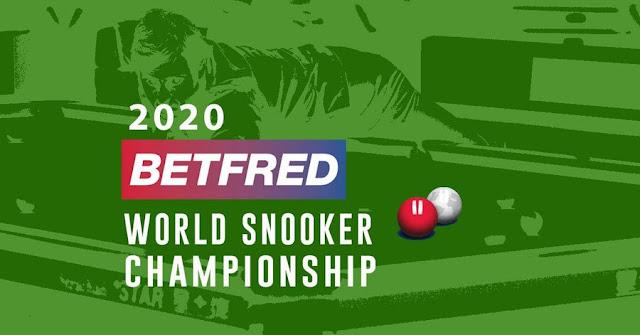 Mundial de Snooker masculino 2020: Cuartos de final