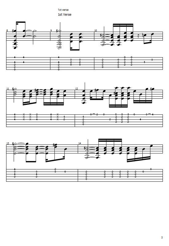Pearl Jam - Black  (Guitar Cover) (Chords & Key) (Guitar Lessons) Tabs & Sheet Music Pearl Jam Songs