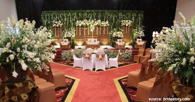 BRP Sovereign Plaza Ballroom gedung pernikahan
