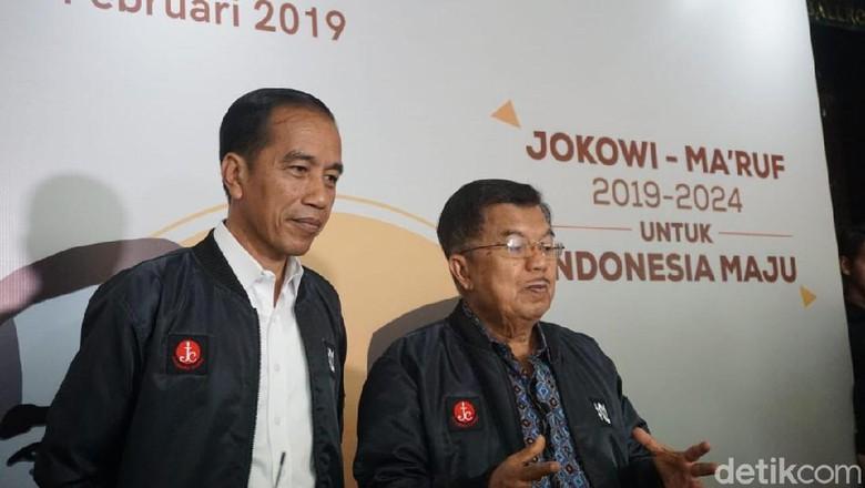 Jokowi: Masa Saya Diam Terus?