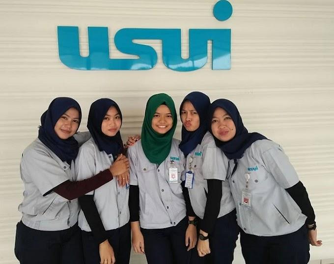 Info Loker untuk Sma/Smk Sederajat PT Usui International Indonesia GIIC Cikarang