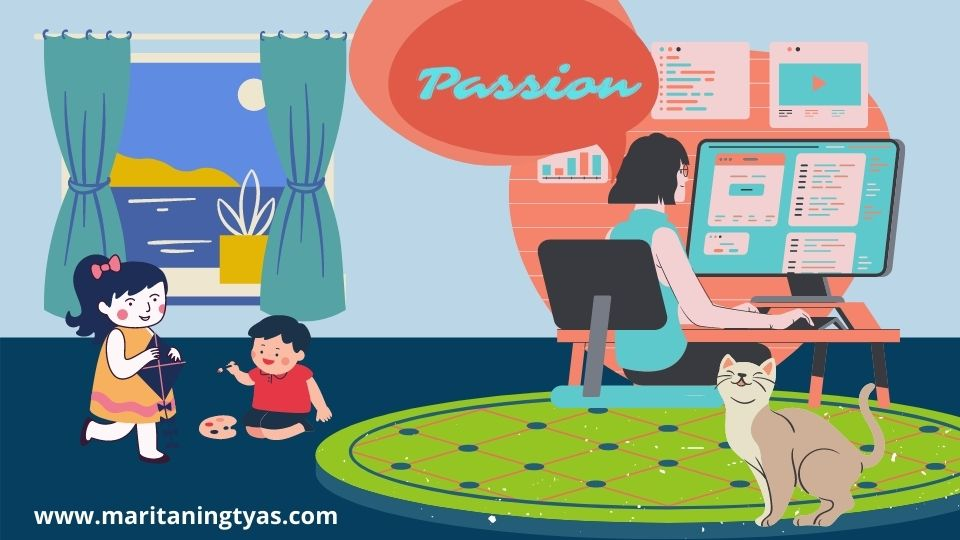blogging bikin hepi karena my passion