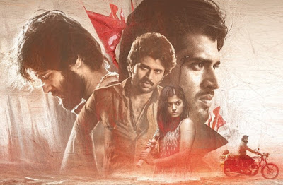 Tamilrockers Leaks Vijay Deverakonda's Kannada Film Dear Comrade In HD Quality