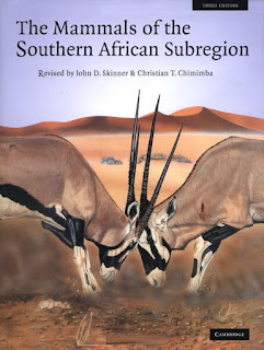 The Mammals of the Southern African Subregion 3rd Edition