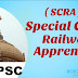 SCRA (Railway) Previous Year Question Paper & sample papers PDF in (Hindi, English)