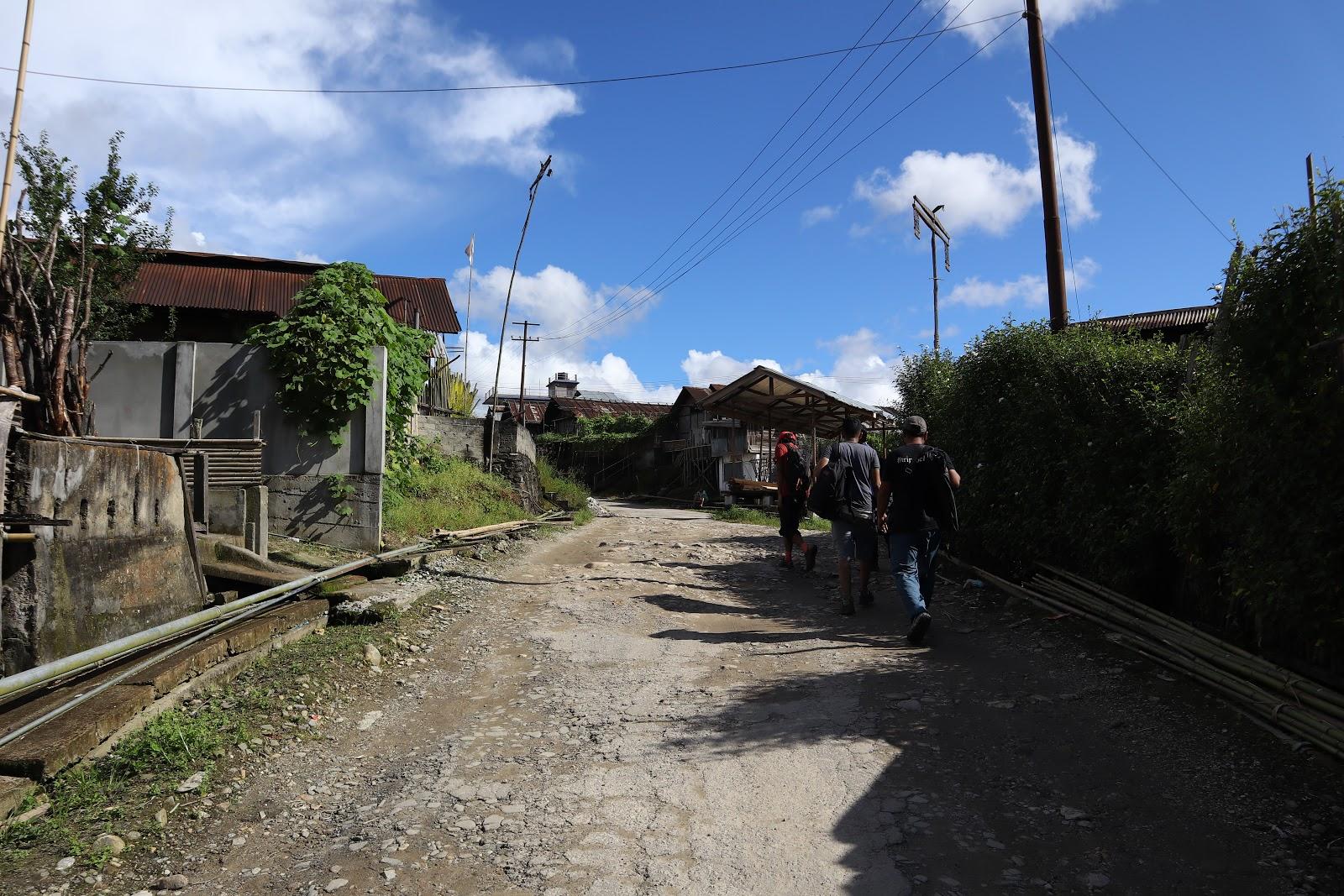 Tao Tiibi Village, Ziro