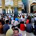 Bupati Resmikan Masjid Al'Aqzha. Usai Sholat Jum'at Serahkan Penggunaan Masjid Pada Takmir.