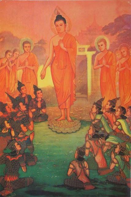 Đức Phật và Thân Quyến (II) - ĐỨC PHẬT và PHẬT PHÁP - Đạo Phật Nguyên Thủy (Đạo Bụt Nguyên Thủy)