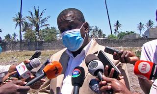 Daviz Simango propõe assistência psicológica às FDS em Cabo Delgado