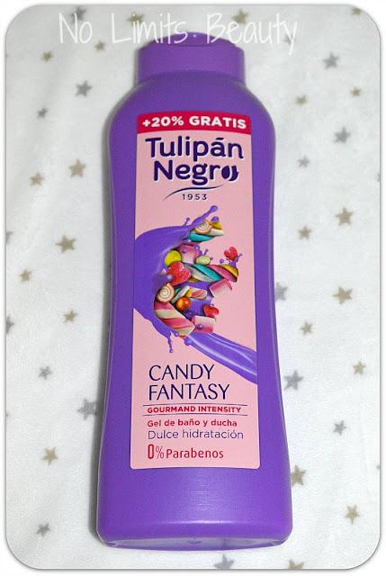 Compras en Primor - Gel de ducha Candy Fantasy de Tulipán Negro