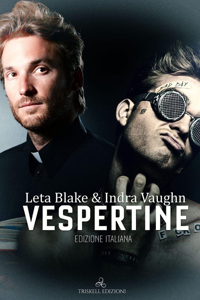 """Libri in uscita: """"Vespertine"""" di Leta Blake & Indra Vaughn"""