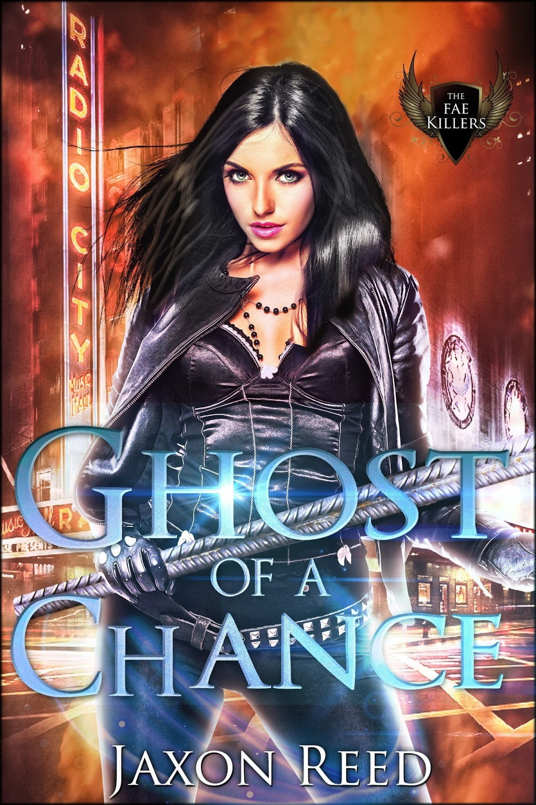 Speculative Fiction Showcase: Ghost of a Chance (The Fae Killers