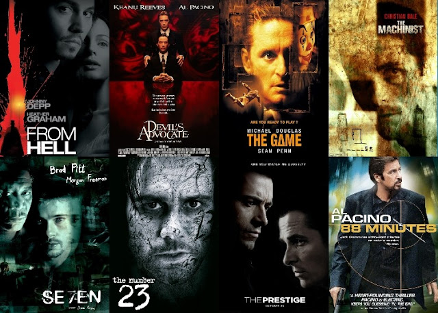 Top 20 Best Thriller Movies Of All Time - IMDB Top Rated Movies