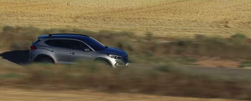 Modella Hyundai pubblicità Tucson Change Is Good con Foto - Testimonial Spot Pubblicitario Hyundai 2017