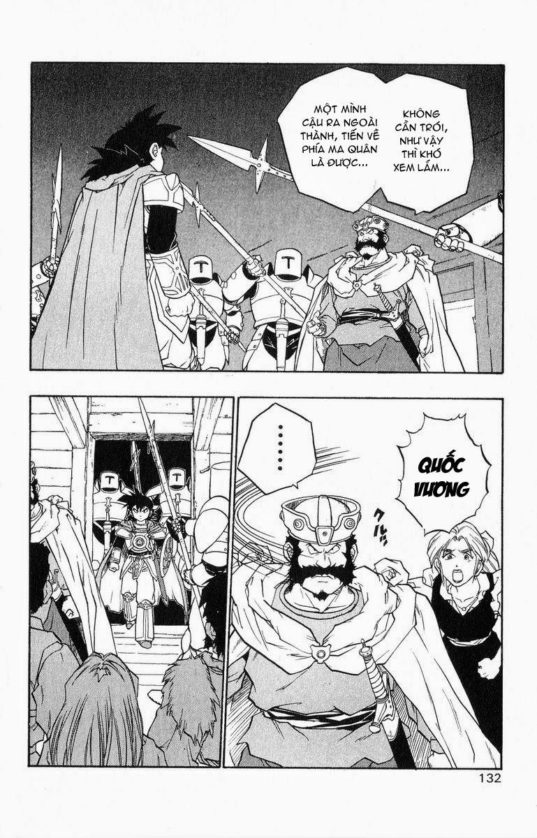 Dragon Quest: Emblem of Roto chapter 25 trang 24