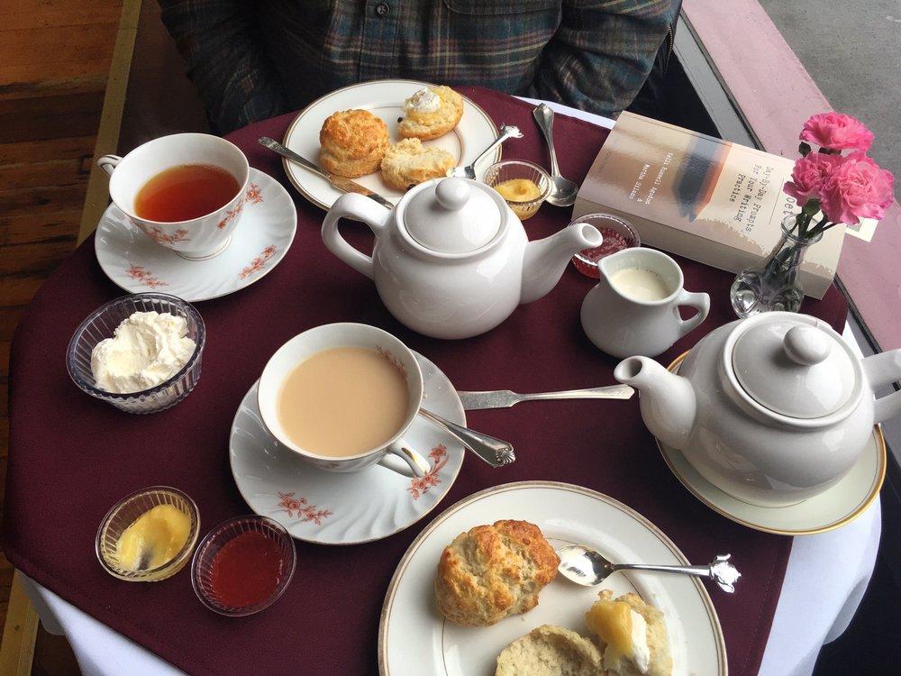 Tea Rooms Abbey Hulton