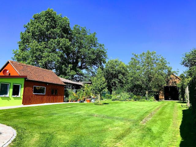 Mein Landgarten im August (c) by  Joachim Wenk