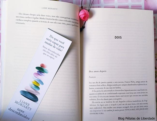Resenha, livro, Nove-Desconhecidos, Liane-Moriarty, Intrinseca, quote