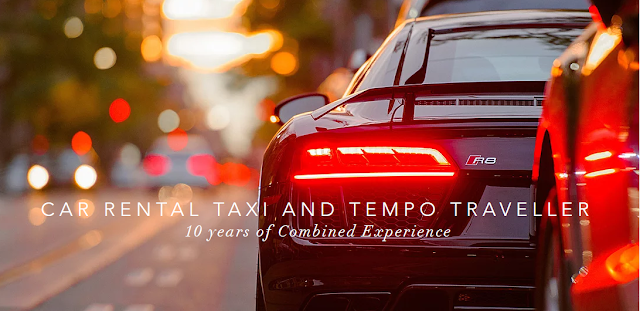 CAR RENTAL TAXI SERVICES AND TEMPO TRAVELLER - PATNA AND RANCHI