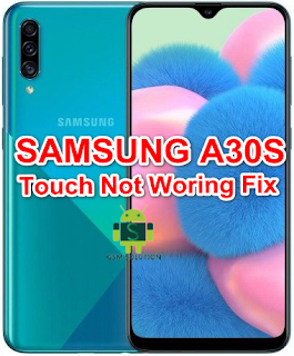 Samsung A30s SM-A307FN Binary U2 Touch Fix Tatsed Firmware File Download.