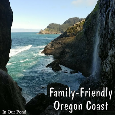 Family-Friendly Attractions on the Oregon Coast  #roadtrips  #kids  #vacation  #oregon