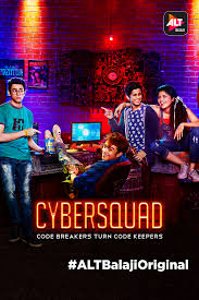 Download Free Cybersquad Web Series 480p Hindi Season 1 HDRip 1080p | 720p | 300Mb | 700Mb