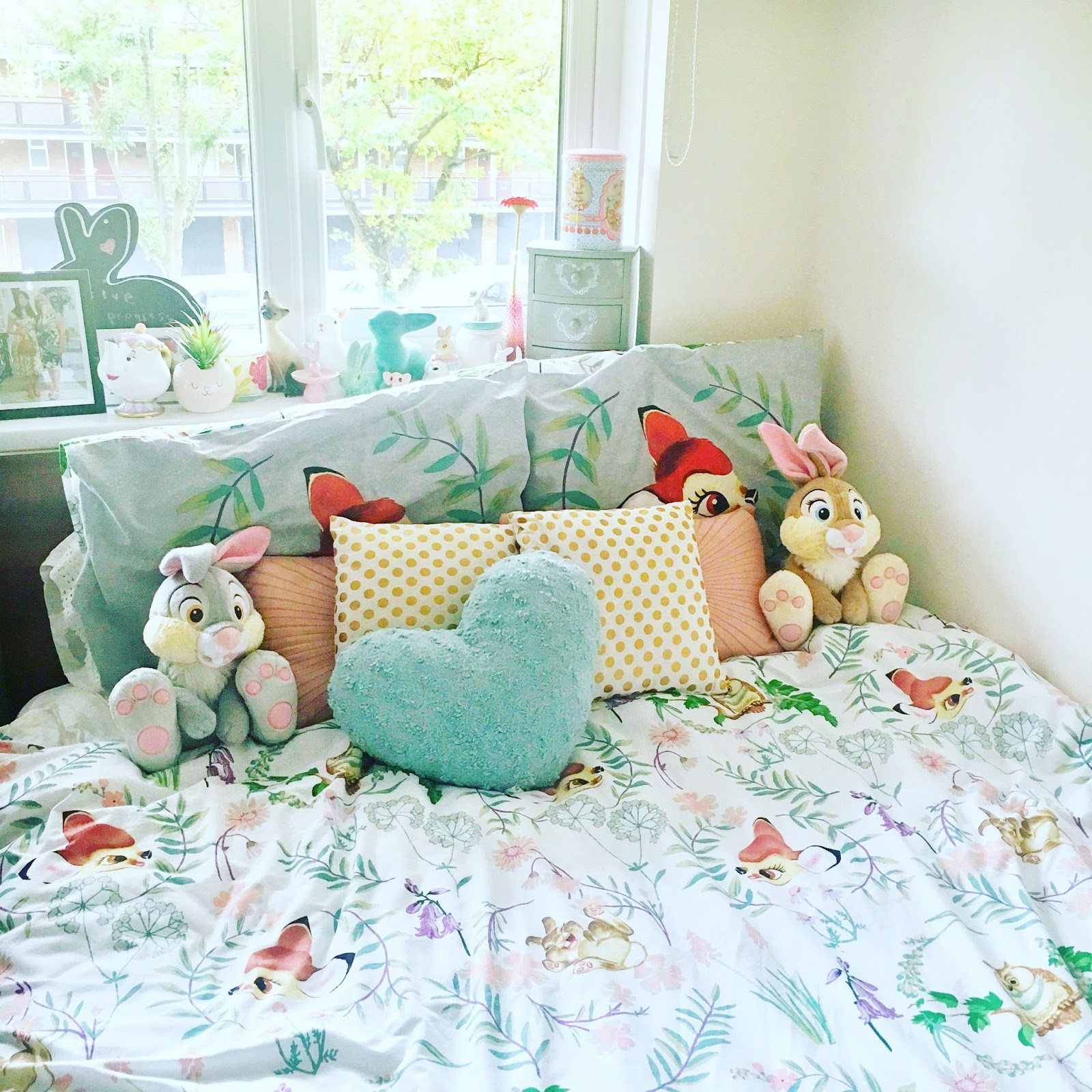 renabelle primark haul disney bambi range blogmas day 8. Black Bedroom Furniture Sets. Home Design Ideas