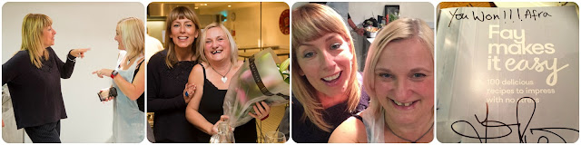 madmumof7 with Fay Ripley from Cold Feet