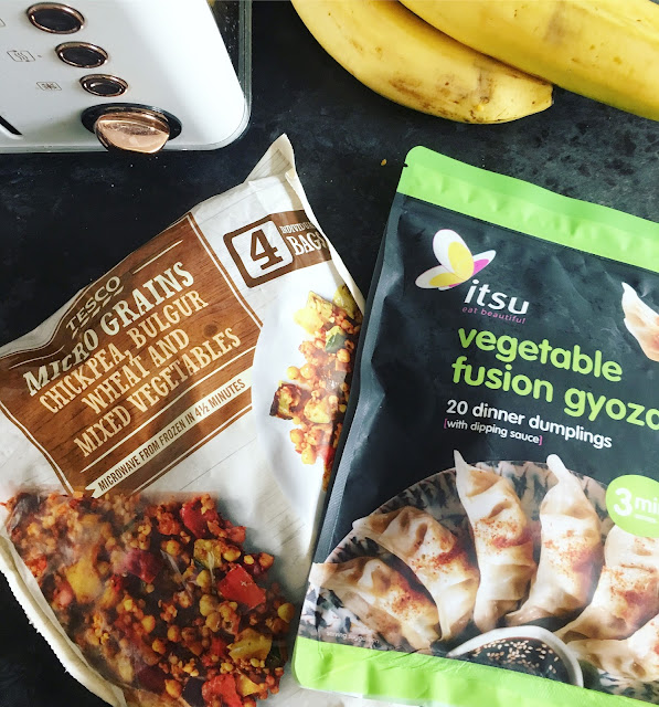Itsu Vegetable Fusion Gyoza FOUND in Tesco UK