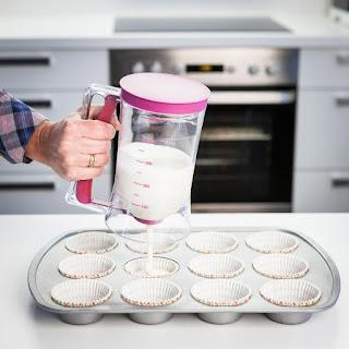 Geschenkideen von Radbag für den Muttertag 2017 - Cupcake Portionierer