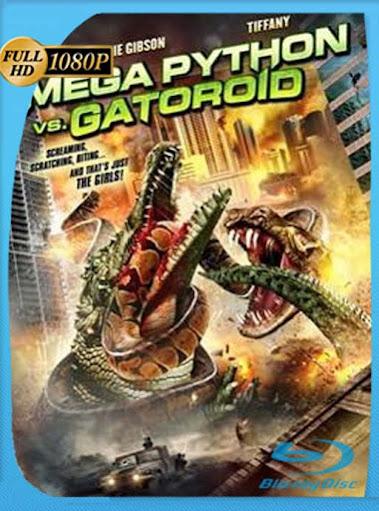 Mega Python vs Gatoroid (2011) HD[1080P] latino [GoogleDrive] DizonHD