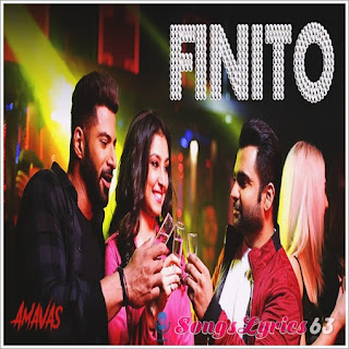 Finito Lyrics Amavas [2019]