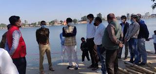 dm-darbhanga-inspact-pond-for-chhath