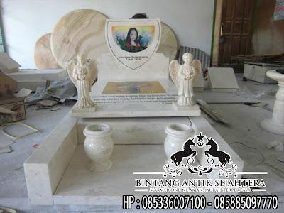 Makam Marmer Lengkap