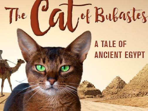 G.A. Henty novels The Cat of Bubastes