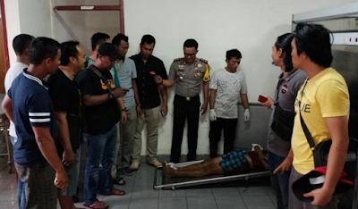Gabungan Tekab 308 Polres Lampung Timur Bekuk M Yunus Alias Ucuk Kikim Dengan Timah Panas