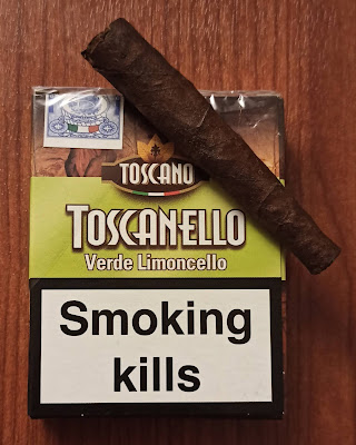 Toscanello Verde Limoncello ve Backwoods Smokes Honey Berry, Honey Puro İncelemesi